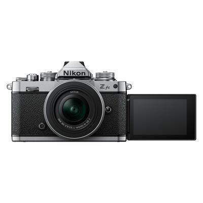 Für weitere Info hier klicken. Artikel: Nikon Z fc + DX 16-50mm f/3,5-6,3 VR Silver Edition