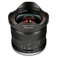 Für weitere Info hier klicken. Artikel: 7Artisans 12mm f/2,8 Canon EF-M