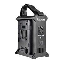 Für weitere Info hier klicken. Artikel: Aputure Battery Power Station 2 Slots V-Mount