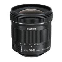 Für weitere Info hier klicken. Artikel: Canon EF-S 10-18mm f/4,5-5,6 IS STM Canon EF-S
