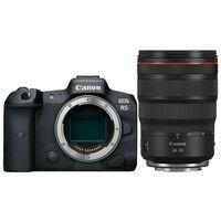 Für weitere Info hier klicken. Artikel: Canon EOS R5 + RF 24-70mm f/2,8 L IS USM schwarz