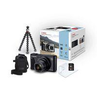 Für weitere Info hier klicken. Artikel: Canon PowerShot SX740 HS Special Edition Travel Kit schwarz