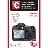 Für weitere Info hier klicken. Artikel: Caruba LCD-Abdeckung Universal. 2,7