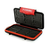 Für weitere Info hier klicken. Artikel: Caruba Multi-Karten-Etui MCC 5 (12xSD + 12x microSD) Etui MCC 5 (12xSD + 12x microSD)