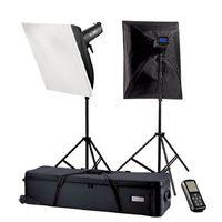 Für weitere Info hier klicken. Artikel: Falcon Eyes Studioblitz Set TFK-21200L mit LCD-Schirm