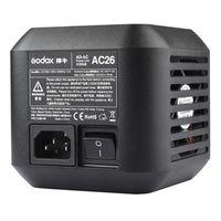 Für weitere Info hier klicken. Artikel: Godox AD600PRO AC Power Adapter