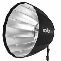 Für weitere Info hier klicken. Artikel: Godox Parabol Softbox Elinchrom P90LE
