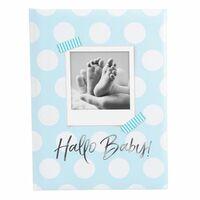 Für weitere Info hier klicken. Artikel: goldbuch Babytagebuch Hallo Baby 44 illustrierte Seiten blau 210x280x10 mm