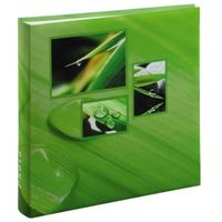 Für weitere Info hier klicken. Artikel: Hama Jumbo-Album Singo grün