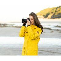Für weitere Info hier klicken. Artikel: Haukland 5 in 1 Jacke für Fotografinnen (Damen) XL gelb