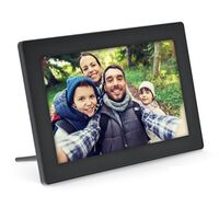Für weitere Info hier klicken. Artikel: Inline WiFRAME 10,1 Frameo APP, IPS Touchscreen, Digi-WiFi-Bilderrahmen schwarz