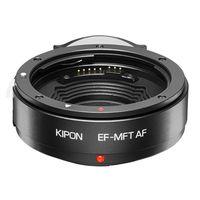Für weitere Info hier klicken. Artikel: Kipon AF Objektivadapter mit Support Micro Four Thirds Canon EF
