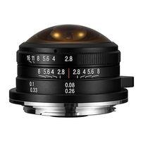 Für weitere Info hier klicken. Artikel: LAOWA 4mm f/2,8 Circular Fisheye Canon EF-M