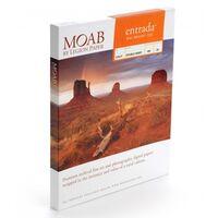 Für weitere Info hier klicken. Artikel: Moab Entrada Rag Bright 190 13 x 19 25 Blatt A3+