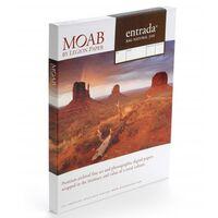 Für weitere Info hier klicken. Artikel: Moab Entrada Rag Natural 300 1 Rolle 13 x 40''