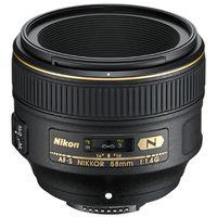 Für weitere Info hier klicken. Artikel: Nikon AF-S Nikkor 58mm f/1,4 G Nikon FX