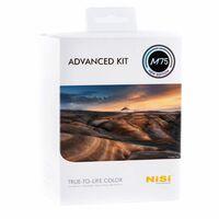 Für weitere Info hier klicken. Artikel: NiSi Advanced Kit (M75 Kit+Landscape CPL, Medium GND0.9, ND64, ND1000, Natural Night, Deckel, Reinigungsstift, Tuch)