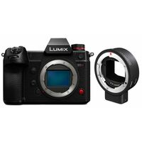 Für weitere Info hier klicken. Artikel: Panasonic Lumix DC-S1H + Sigma Mount Adapter MC-21