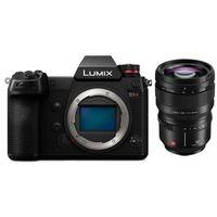 Für weitere Info hier klicken. Artikel: Panasonic Lumix DC-S1R + Lumix S Pro 50mm f/1,4 L-Mount
