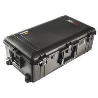 Für weitere Info hier klicken. Artikel: Peli Air Mod. 1615 schwarz mit Trekpak Trennwand Set