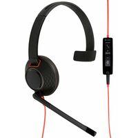 Für weitere Info hier klicken. Artikel: Plantronics Blackwire C5210 USB-A One-Ear