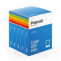 Für weitere Info hier klicken. Artikel: Polaroid Color 600 5er Pack mit 40 Aufnahmen, Sofortbildfilm