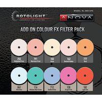 Für weitere Info hier klicken. Artikel: Rotolight 10 Piece Add on Colour FX Pack