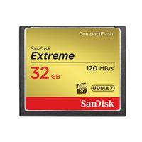 Für weitere Info hier klicken. Artikel: SanDisk Extreme, Compact Flash, 120MB/s 32 GB