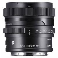Für weitere Info hier klicken. Artikel: Sigma 35mm f/2 DG DN Contemporary L-Mount