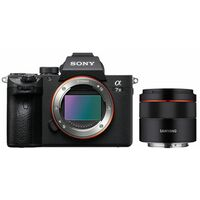 Für weitere Info hier klicken. Artikel: Sony Alpha 7 III (ILCE-7M3) Gehäuse + Samyang AF 45mm F1.8 FE schwarz