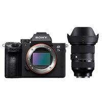 Für weitere Info hier klicken. Artikel: Sony Alpha 7 III (ILCE-7M3) + Sigma AF 24-70mm f/2,8 DG DN ART