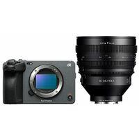 Für weitere Info hier klicken. Artikel: Sony Alpha FX3 Cinema Line + SEL C 16-35mm T/3.1 G