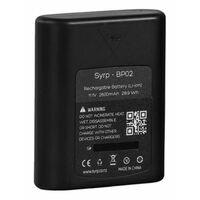Für weitere Info hier klicken. Artikel: Syrp Ersatzakku Genie II BP02 Battery 2600mAh 11.1V