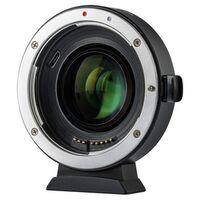 Für weitere Info hier klicken. Artikel: Viltrox - Retourenware - Objektivadapter Autofokus EF FX2 Canon EF Fujifilm X