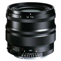 Für weitere Info hier klicken. Artikel: Voigtländer Nokton SE 35mm f/1,2 Sony FE-Mount