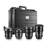 Für weitere Info hier klicken. Artikel: Walimex pro Video WW-Portrait Set 4x Canon EF