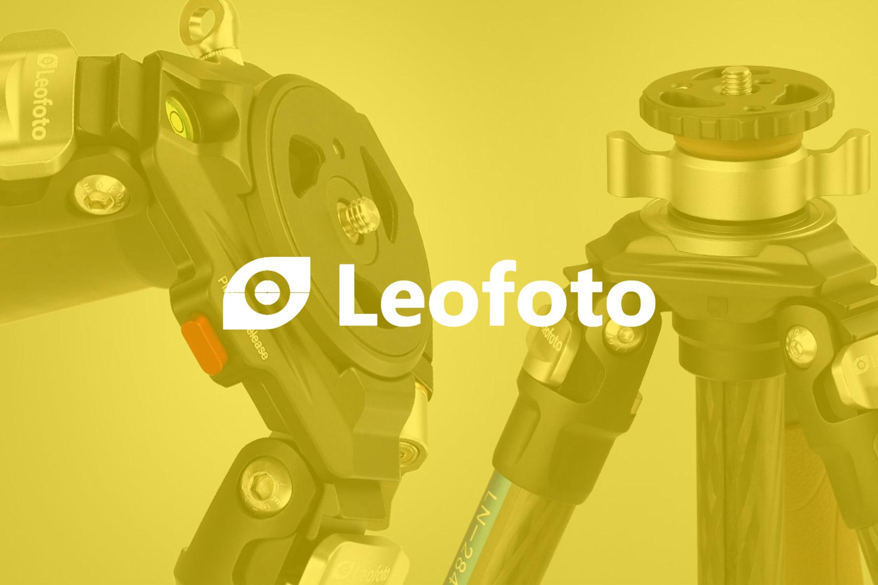 Neue Marken - Leofoto