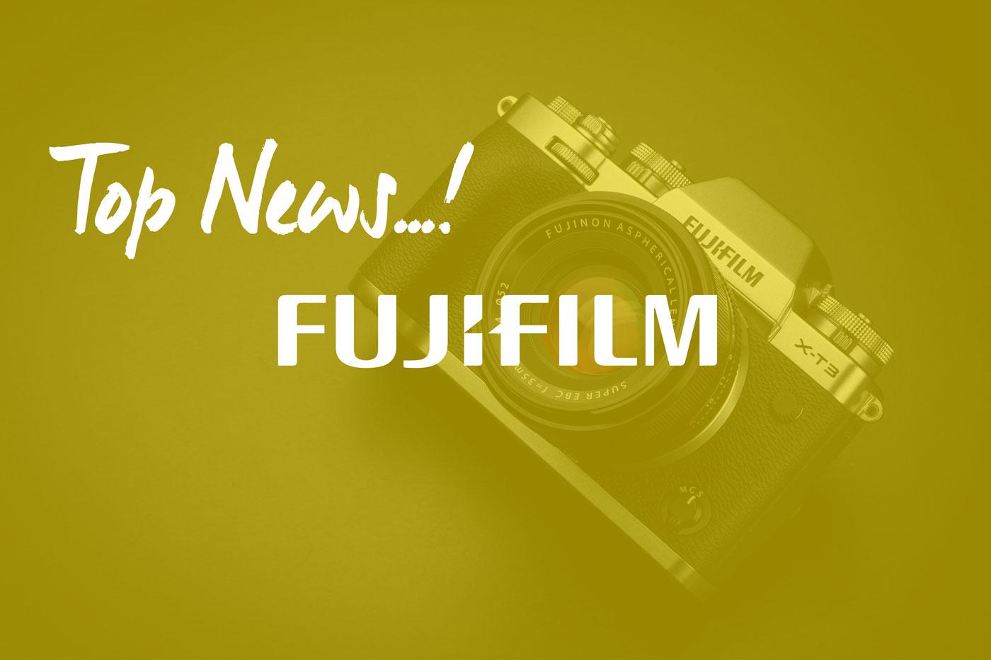 Die Top Neuheiten von Fujifilm