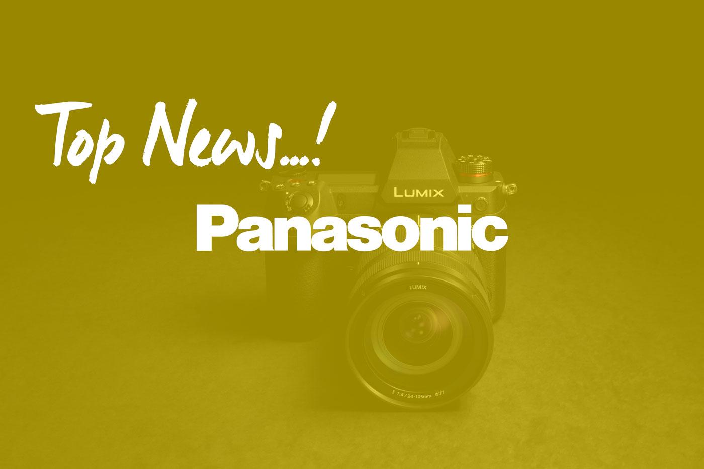 Die Top Neuheiten von Panasonic