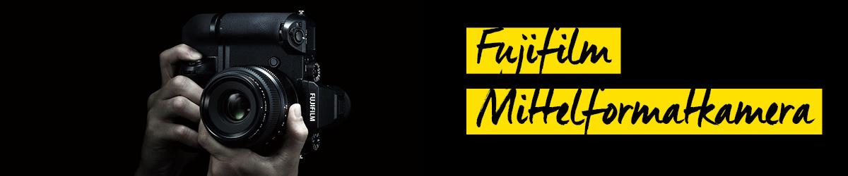 Fujifilm Mittelformatkamera