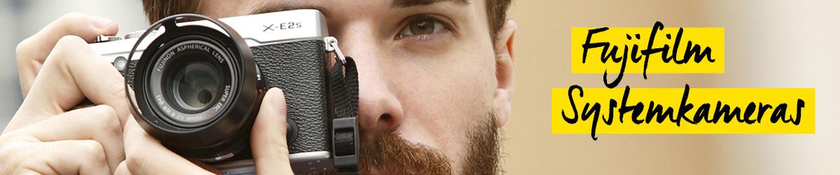 Fujifilm Systemkameras