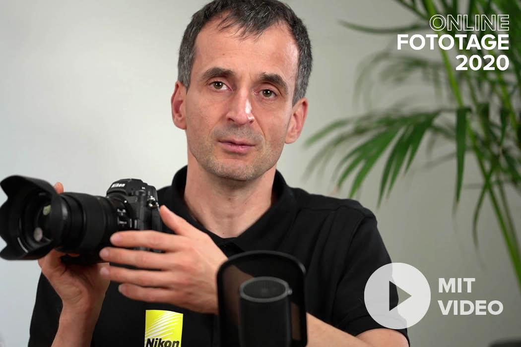 Neuheiten Nikon Z 6 II und Z 7 II   Hendrik Mallma