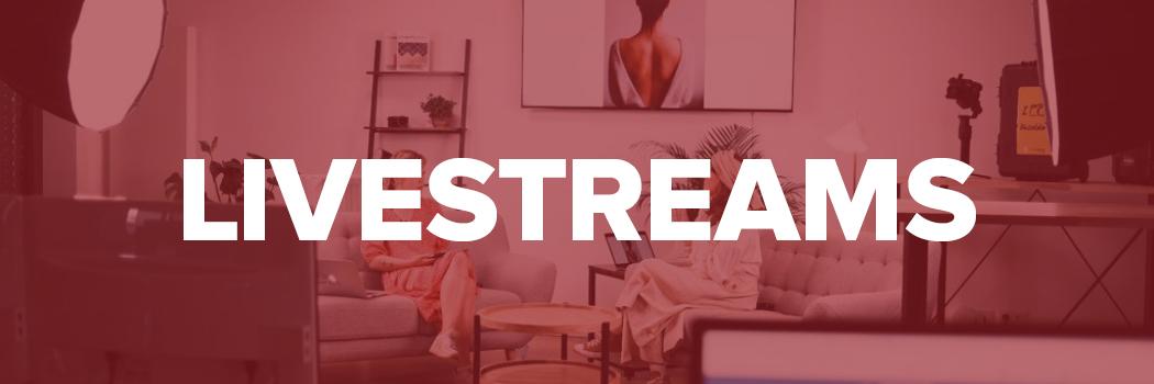 Online Fototage Livestreams Banner