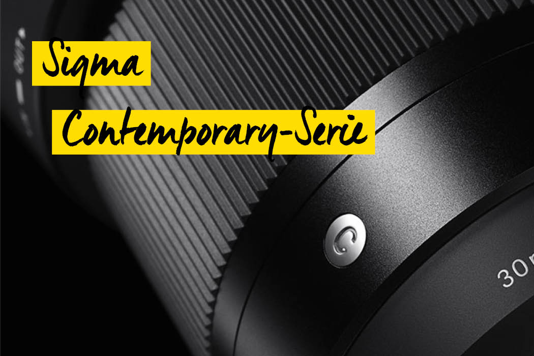 Sigma Contemporary-Objektive