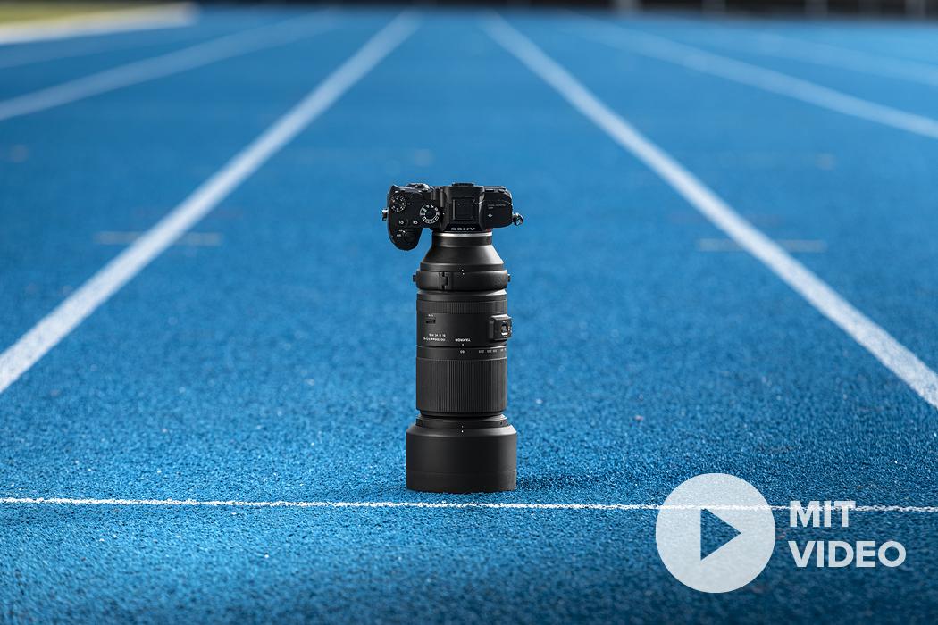 Tamron 150-500mm Sportshooting