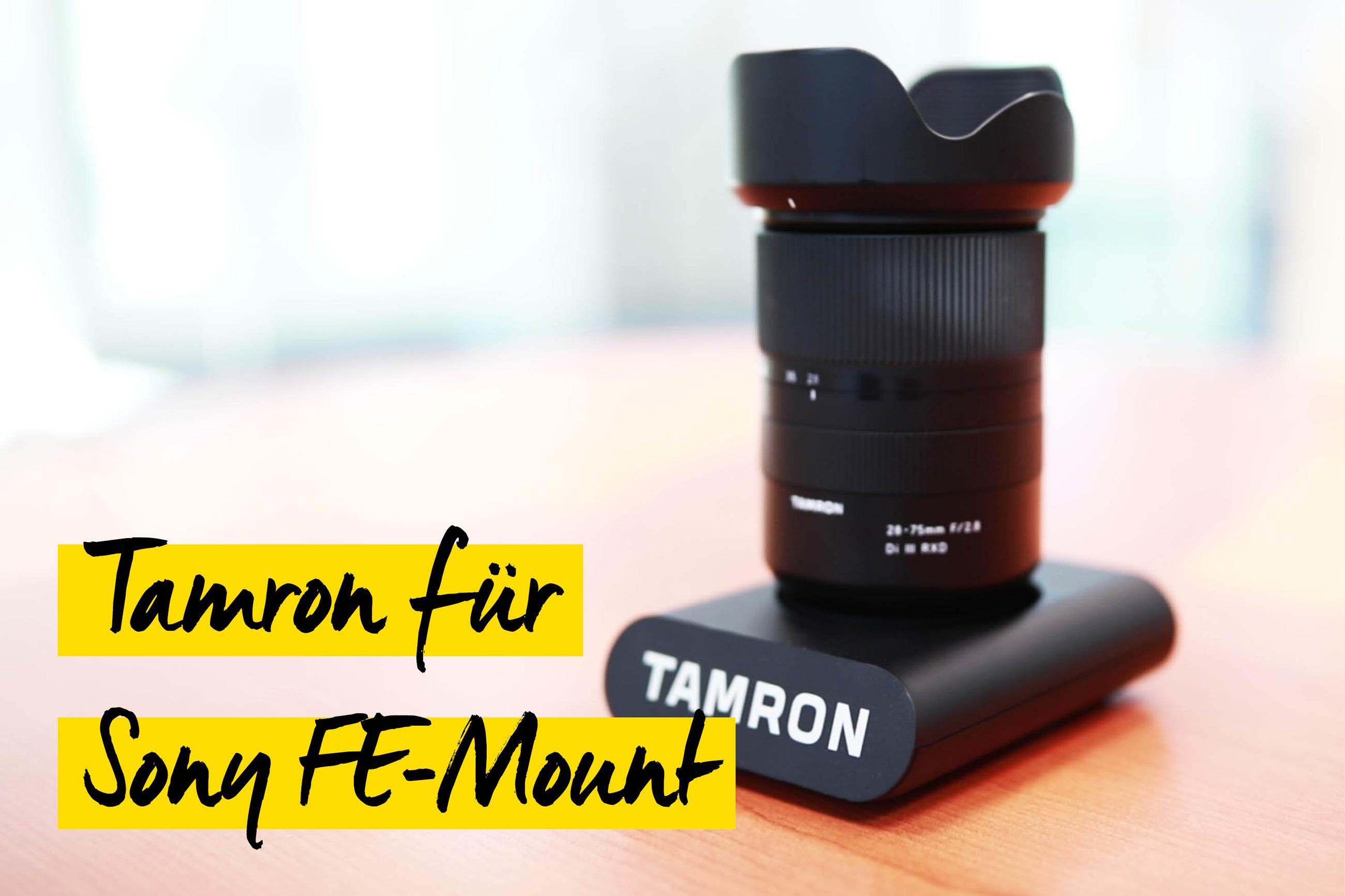 Tamron 28-75mm